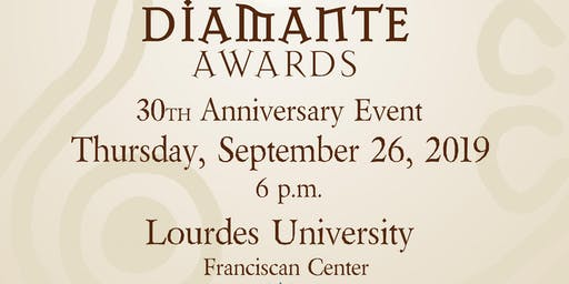 30th Anniversary Diamante Awards