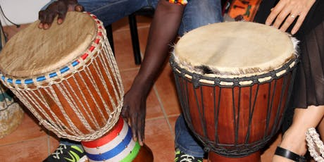 African Cultural Experience and Drumming Workshop tickets