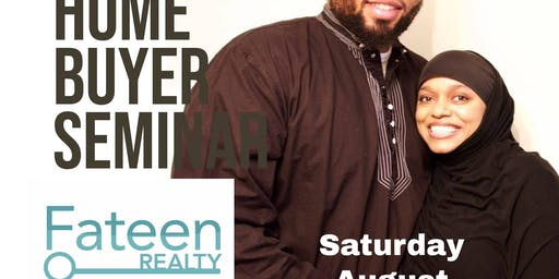 Free first time home buyers seminar!