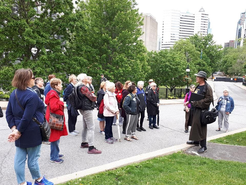 Montreal's Hidden Histories