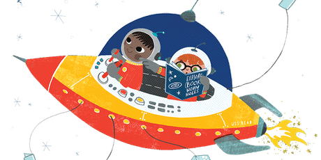 Space Chase Craft (Galactic Space Bookmark) at Walthamstow Library tickets