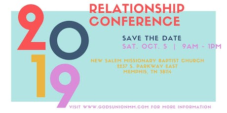 Relationship Conference 2019 tickets