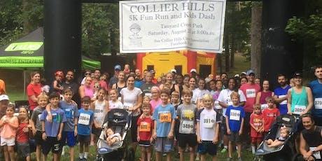 Collier Hills 5K Run/ Walk- INDIVIDUAL REGISTRATION tickets