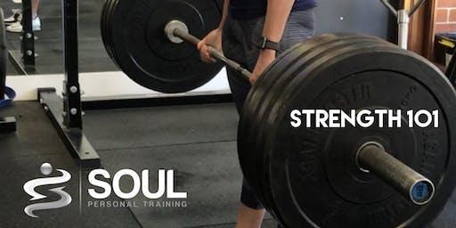 SOUL STRENGTH 101