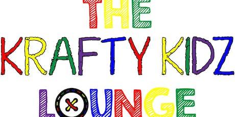Krafty  KIDZ Lounge tickets