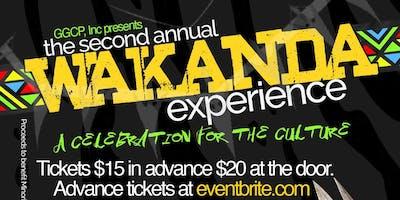 2nd Annual Wakanda Experience