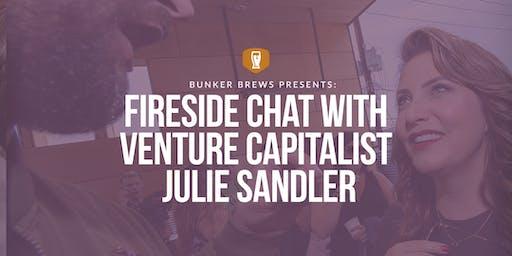 Bunker Brews Seattle: Fireside Chat with Venture Capitalist Julie Sandler