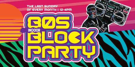 Orale Hoboken Indoor 80s Block Party tickets