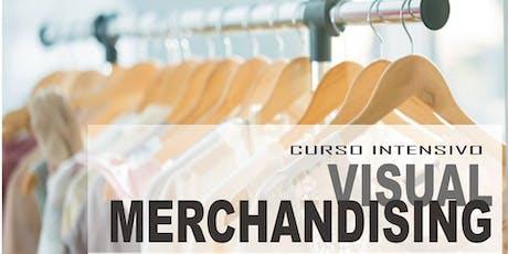 Curso Intensivo de Visual Merchandising-Belo Horizonte tickets