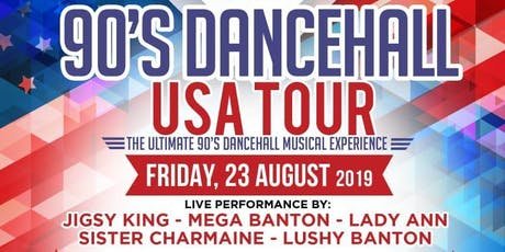 90's Dancehall USA Tour tickets