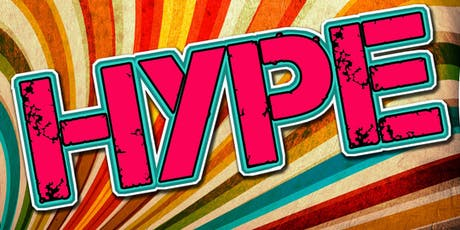 HYPE (11-17 years) - Bribie Island Library tickets