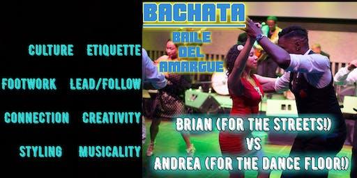 Bachata With Brian & Andrea