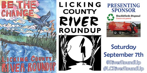 Licking County River Round Up 2019