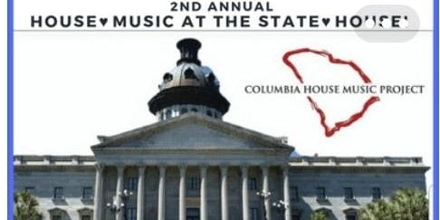FREE House Music At The State House Steps