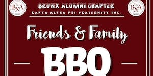 BXA Annual Friends & Family Chapter BBQ