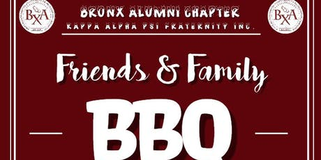 BXA Annual Friends & Family Chapter BBQ tickets