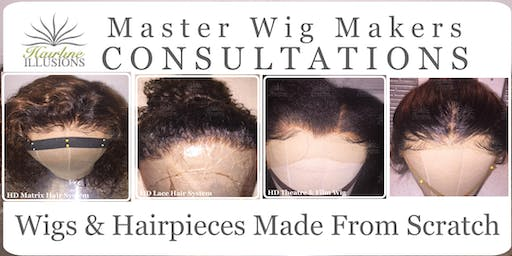 Hairline Illusions Wig & Hairpiece Virtual Evaluations