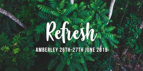 Refresh Retreat 2019 tickets