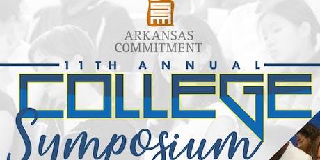 Arkansas Commitment: 2019 College Symposium tickets