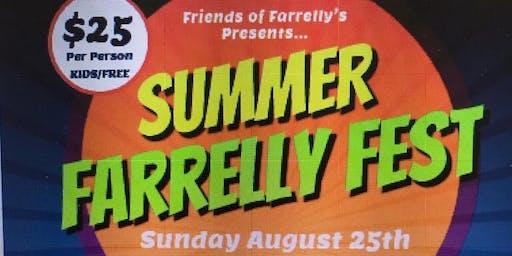 Fundraiser for Brian Farrelly