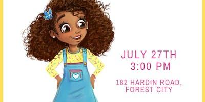 Book Launch - Little Miss Girl - Beth Edwards