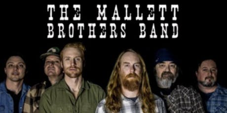 Mallet Brothers Band Live in Belfast tickets