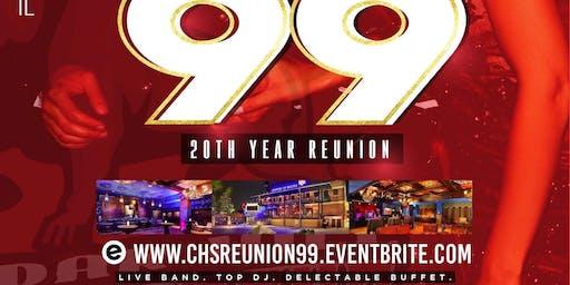 CEDAR HILL CLASS OF 1999 - 20 YEAR REUNION WEEKEND!