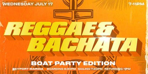 (Reggae & Bachata) Boat Party