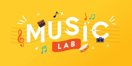 Creative Lab Music Session 7-11yr olds tickets
