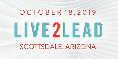 Live2Lead Scottsdale 2019 tickets
