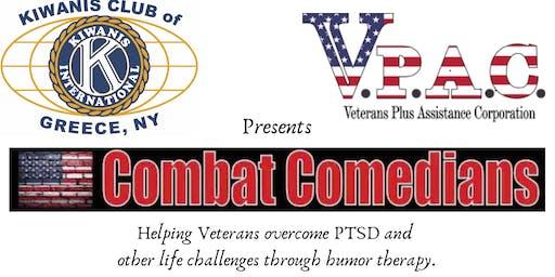 Combat Comedians - Healing through humor