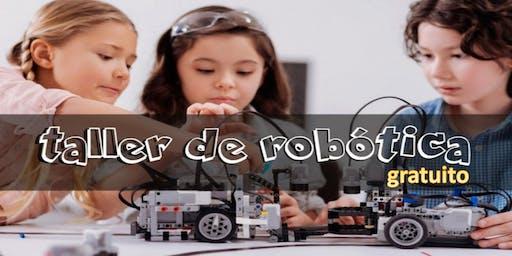 Taller Gratuito - Robotica Educativa