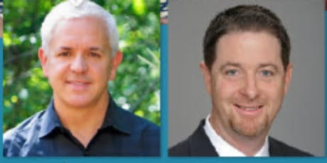Curt Beavers and Tim Blank Friday Own Your Life & Saturday Training tickets