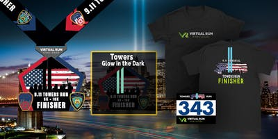 2019 - September 11th Memorial Towers Virtual Run Walk -  Moreno Valley