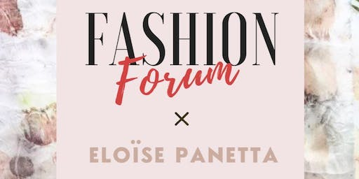 Fashion Forum 2019