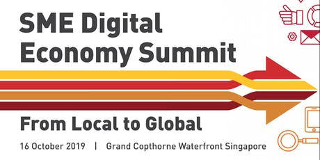 SME Digital Economy Summit 2019 tickets