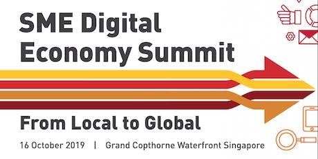 SME Digital Economy Summit 2019 tickets
