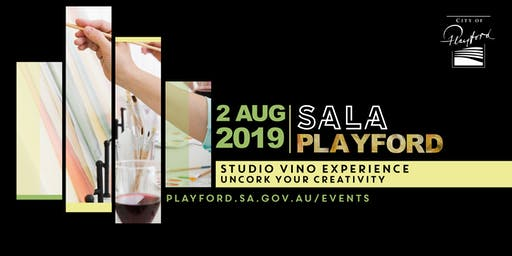 Playford SALA: Studio Vino Experience *SOLD OUT*