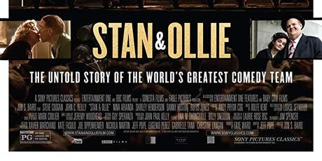Movie - Stan & Ollie tickets