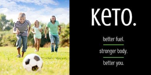 Keto. Made Simple.