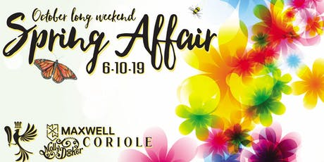 Spring Affair - Feathers Premium Tour tickets