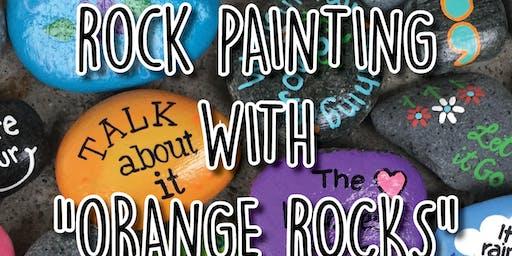 Rock Painting Workshop