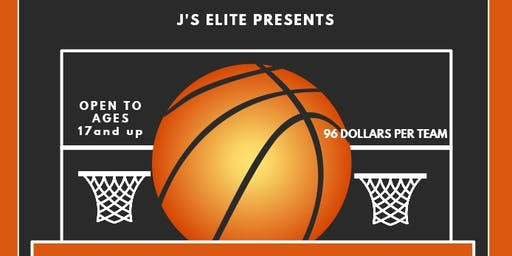 J's  Elite 5 0n 5 basketball tournament 2019