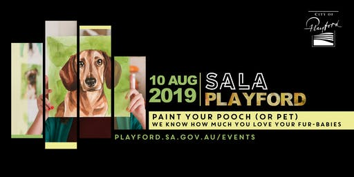 Playford SALA: Paint your pooch (or pet)
