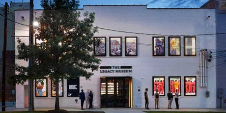 Visit to Legacy Museum and Memorial tickets