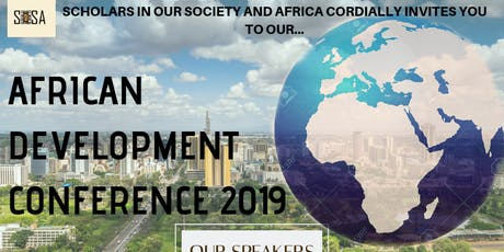 Cornell African Development Conference 2019 tickets