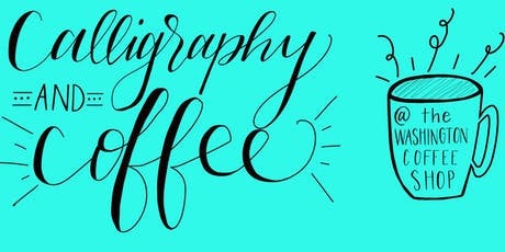 Calligraphy and Coffee tickets