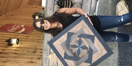 July Quilt Square Class
