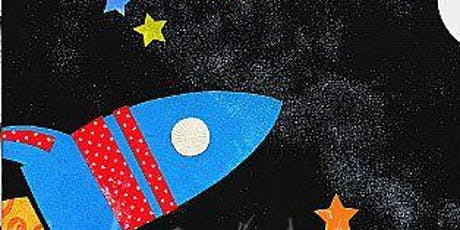 Space Chase Craft (Door Hanger) at Walthamstow Library tickets