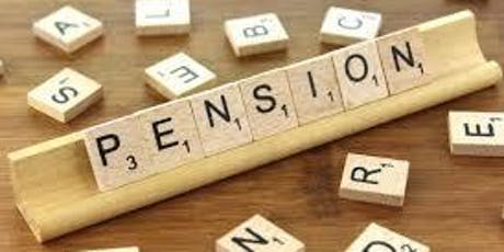 Trott Park | Retirement Planning | Age Pension and your choices tickets